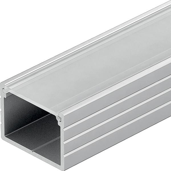 aluminium led profiles display lighting ltd. Black Bedroom Furniture Sets. Home Design Ideas