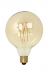 E27 & E40 GIANT Filament Lamps 240V 4W 320lm E27 G125 Vintage (2100K) Dimmable