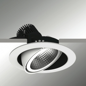 Museum Lighting Ceiling LED Downlights - CRI95>