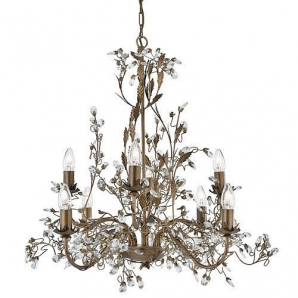 Window Display Lighting Boutique Style Chandeliers