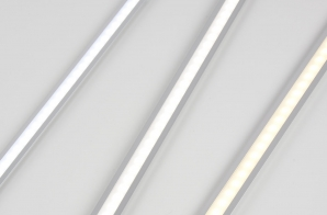SRPLED Recessed Linear Luminaires SRPLED Semi Recessed Linear Profile Luminaires