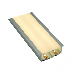 GRPLED High Output Recessed Luminaires GRPLED Recessed High Output :LED Profile