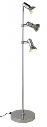 LED Battery Powered Lighting Battery Powered Freestanding Spotlight