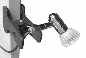Led Battery Ed Lighting S622 Clip Spotlight Kits