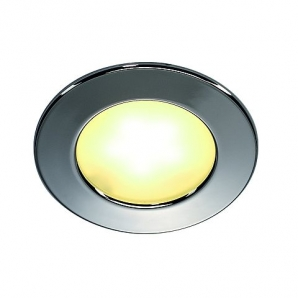 LED UNDER CABINET Downlights 3W LED 126 Downlight (3000K) Chrome