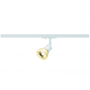 1 CIRCUIT Track Luminaires PURIA Spotlight - White