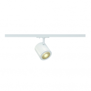 1 CIRCUIT Track Luminaires ENOLA C LED Spotlight - White