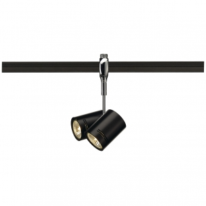 EASYTEC II Track BIMA II Spotlight - Black/Chrome