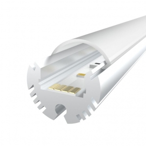 LED Linear Display Lighting Aluminium LED Profiles