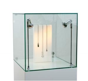 Display Lighting Ltd: SPECTRUM MR11 LED Stalk Kits SPECTRUM 1 x 4W LED Stalk Spotlight Kit,Lighting